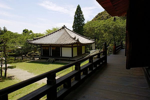 根来寺というお寺のおかげでユーモアに目覚める