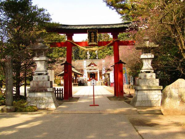 osaki-shrine
