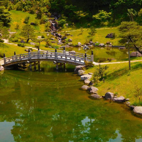 玉泉院丸庭園|石川県金沢市のライブカメラ映像・観光