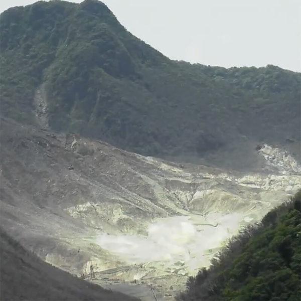 箱根山|神奈川県足柄下郡箱根町のライブカメラ観光