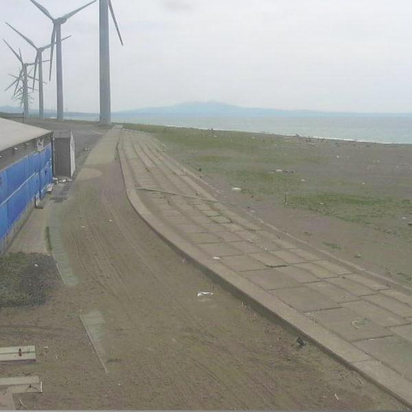 釜谷浜|秋田県三種町のライブカメラ観光