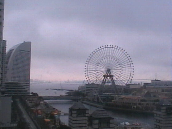 みなとみらい横浜港のライブカメラ・天気・地図 神奈川県横浜市