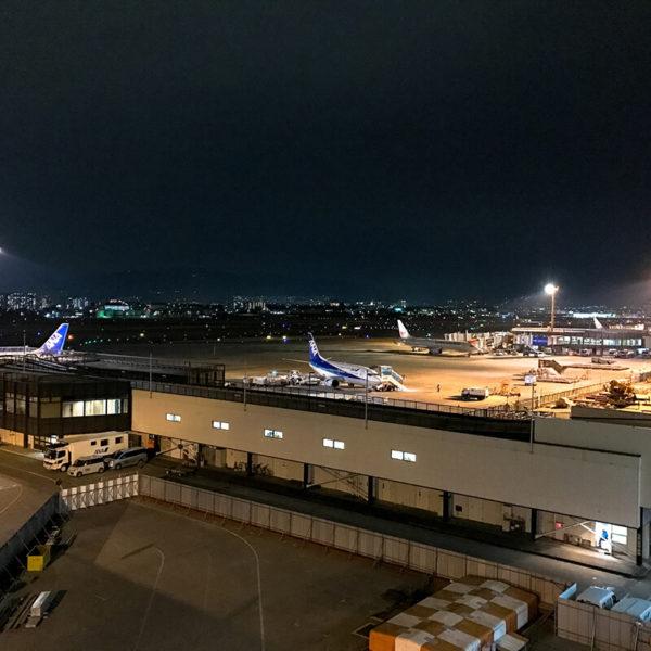 大阪国際空港(伊丹空港)のライブカメラ|大阪府豊中市