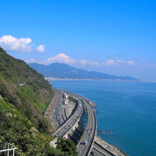 東名高速道路さった峠のライブカメラ|静岡県清水区