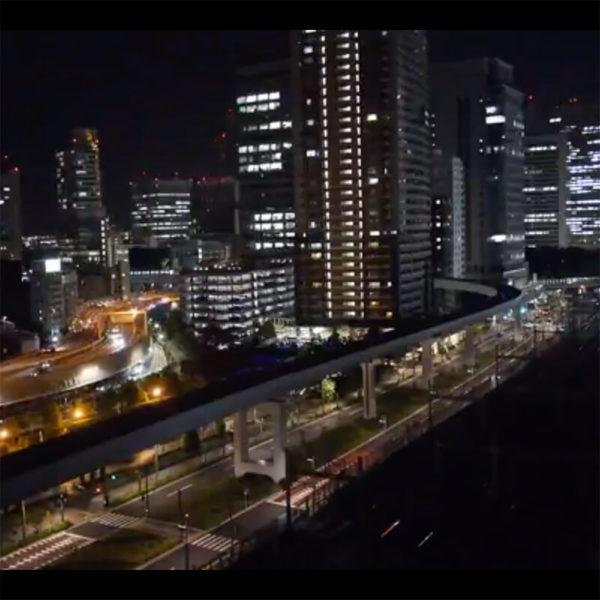 汐留のライブカメラ|東京都港区