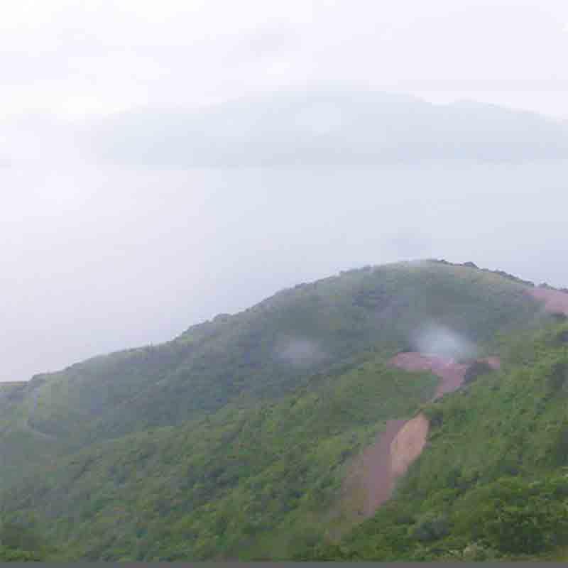 アカハゲ山山頂|島根県隠岐郡知夫村のライブカメラ映像・観光