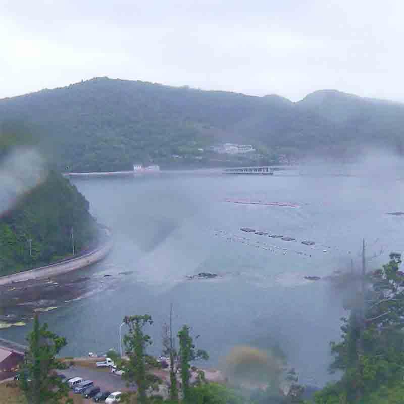 知夫の里より知夫湾|島根県隠岐郡知夫村のライブカメラ映像・観光