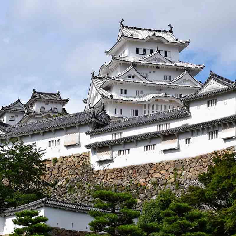 姫路城のライブカメラ・兵庫県姫路市