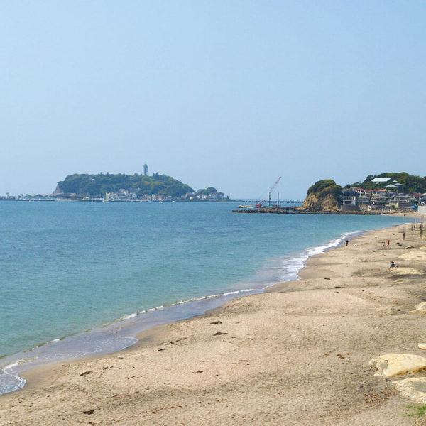 鎌倉海岸海上|神奈川県鎌倉市の津波監視ライブカメラ映像・観光