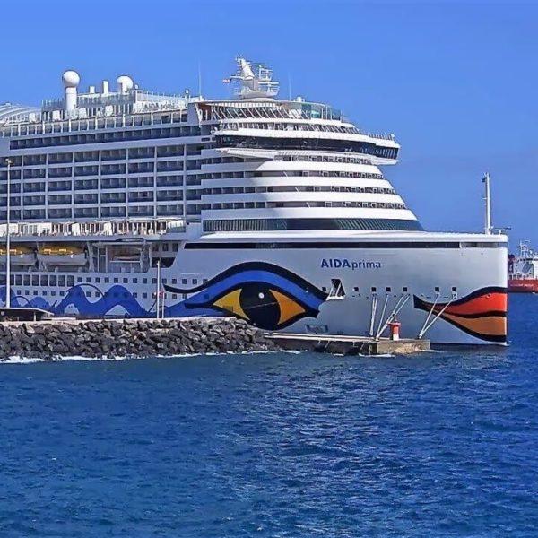 マリーナ・ランサローテのライブカメラ/Marina Lanzarote|スペインカナリア諸島