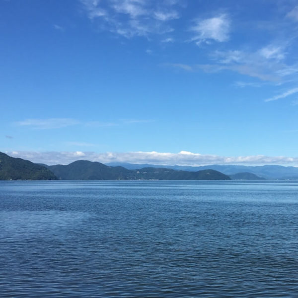 琵琶湖(大津市より)|滋賀県大津市のライブカメラ映像の配信・観光