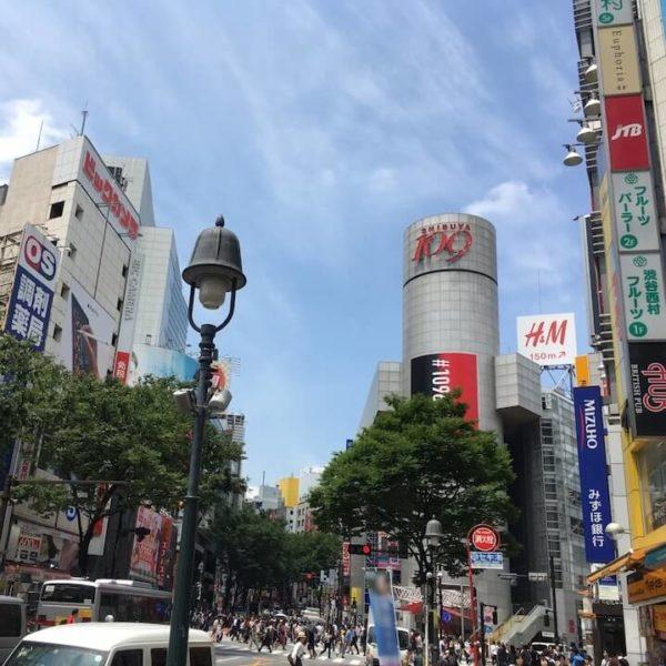 渋谷道玄坂のライブカメラ・東京都渋谷区
