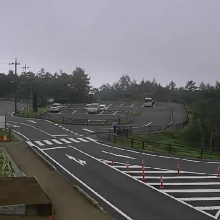 霧降高原キスゲ平園地のライブカメラ|栃木県日光市