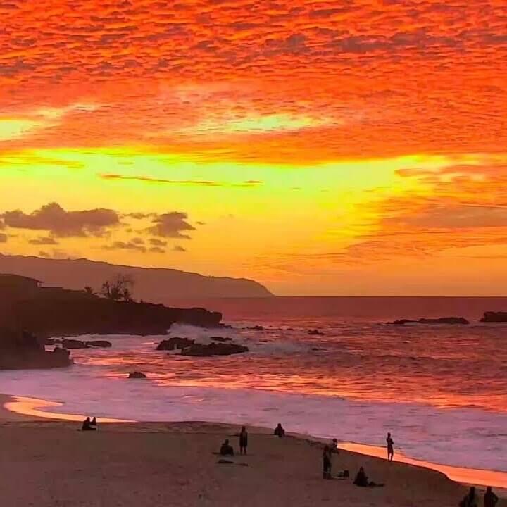 ワイメア・ベイ/Waimea Bay|アメリカハワイ州のライブカメラ映像・観光