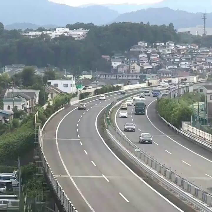中央自動車道八王子のライブカメラ|東京都八王子市