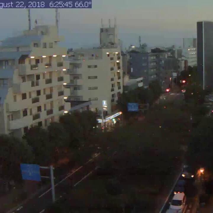 東京都道311号環状八号のライブカメラ|東京都杉並区