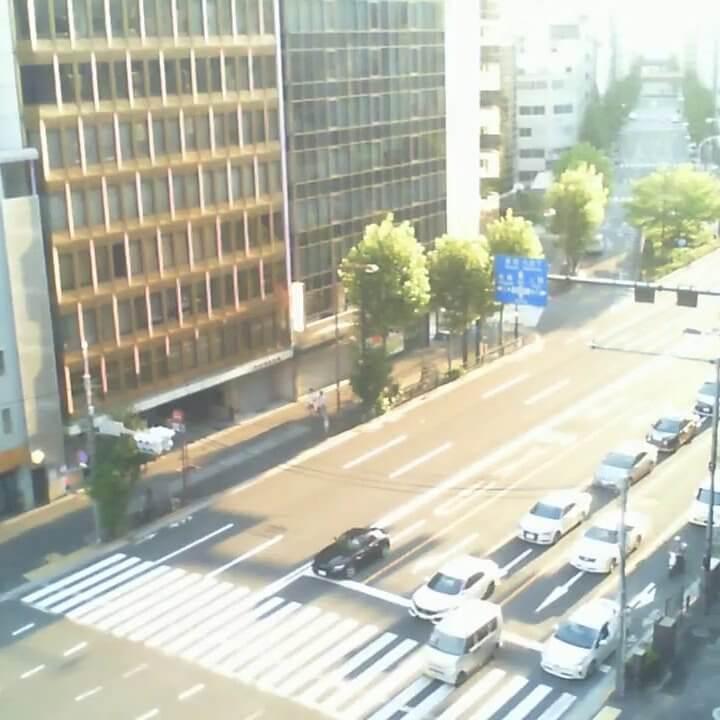 東神田交差点のライブカメラ|東京都千代田区