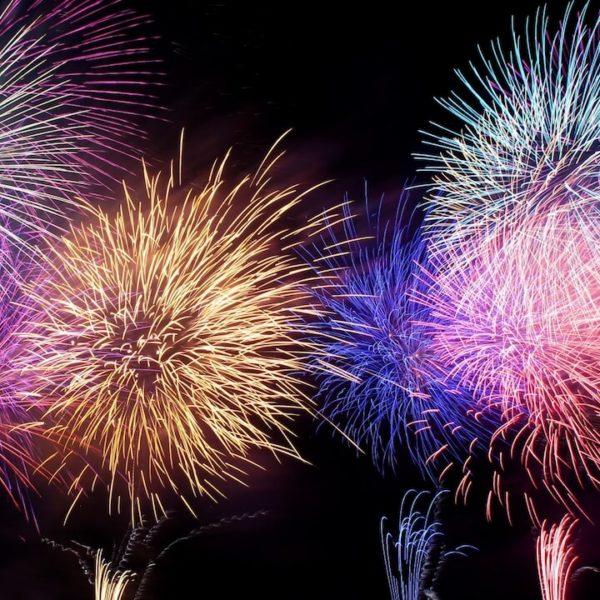 安曇野花火のライブカメラ・長野県安曇野市