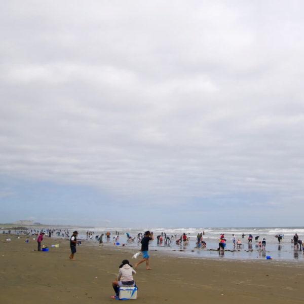 波崎海水浴場のライブカメラ・茨城県神栖市