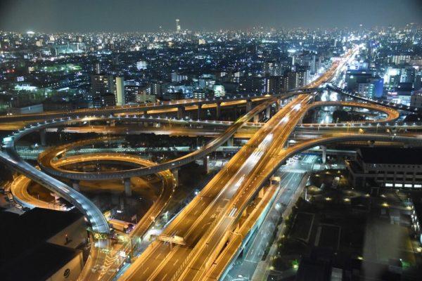 中央自動車道八王子ジャンクションのライブカメラ|東京都八王子市
