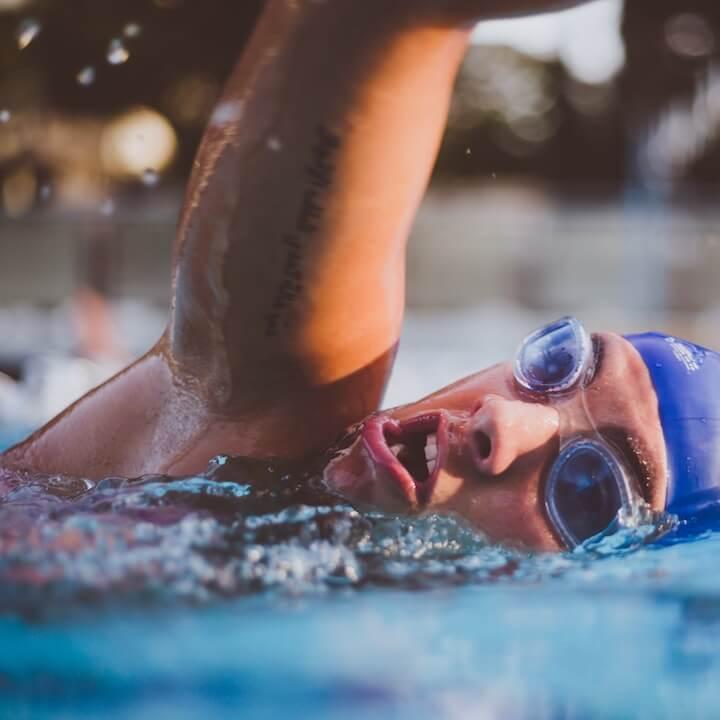 第41回ジュニアオリンピックカップ夏季水泳競技のライブ配信