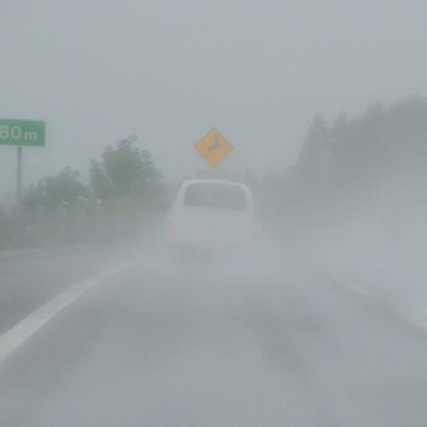 台風13号のライブカメラと進路・各地の様子