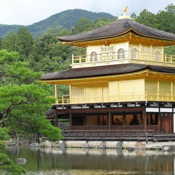 金閣寺のライブカメラ・京都府京都市北区
