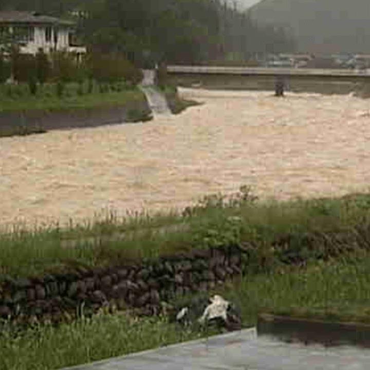 馬瀬川(馬瀬診療所)のライブカメラ・岐阜県下呂市