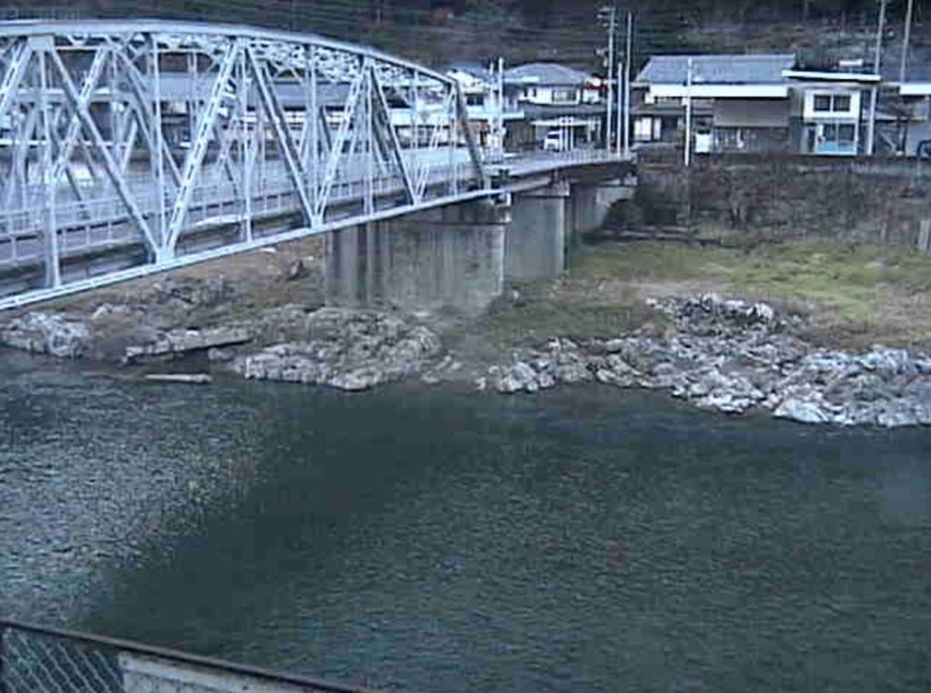 飛騨川瀬戸中山橋のライブカメラ|岐阜県下呂市
