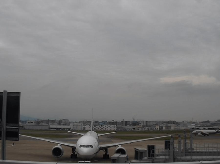 福岡空港のライブカメラ・福岡県福岡市博多区