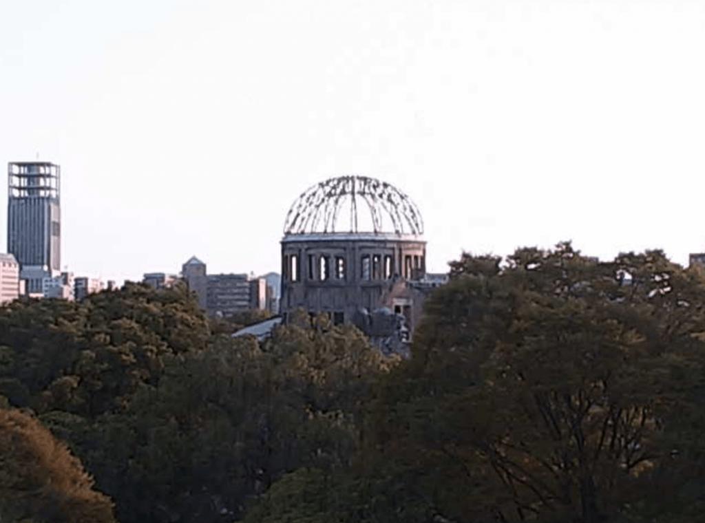 原爆ドーム・広島市街のライブカメラ・広島県広島市中区