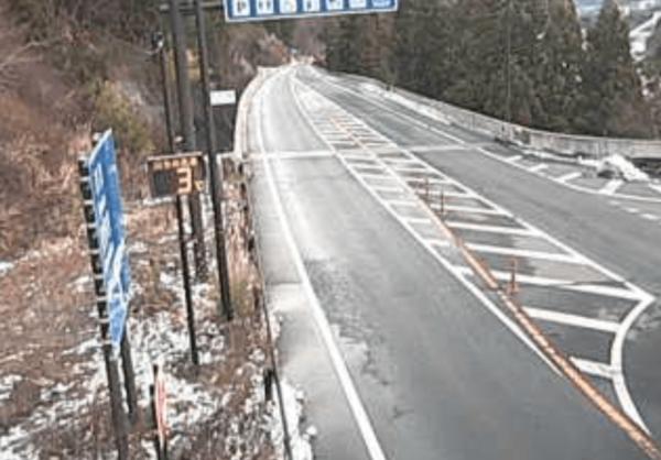 国道145号バイパス雁ヶ沢ランプのライブカメラ|群馬県東吾妻町