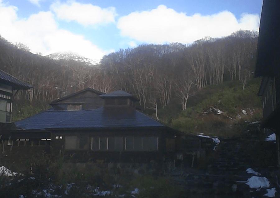 酸ヶ湯のライブカメラ|青森県青森市