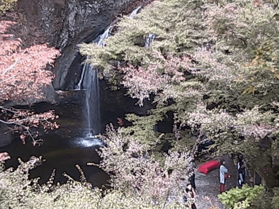 月待の滝のライブカメラ・天気・地図 茨城県久慈郡大子町