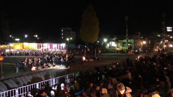 秩父夜祭2018のライブ配信|埼玉県秩父市