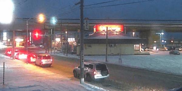 北海道道452号下手稲札幌線のライブカメラ|北海道札幌市西区