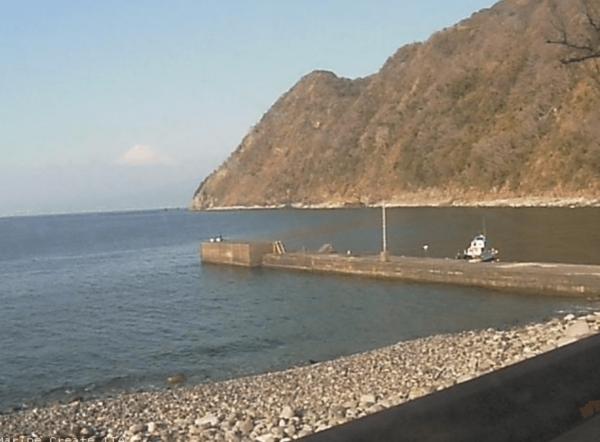 井田海岸のライブカメラ|静岡県沼津市