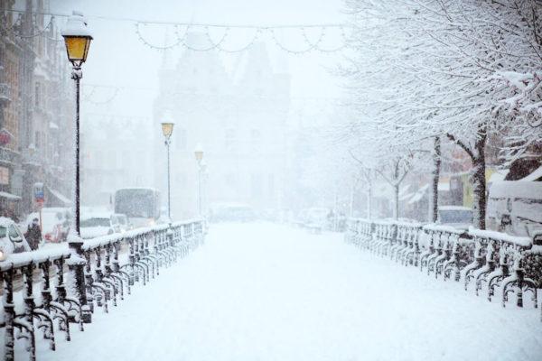 年末寒波!日本海・北陸を中心に大雪・吹雪など各地のライブ中継
