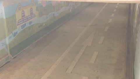 木崎地下道(歩行者・自転車用道路)のライブカメラ・群馬県太田市