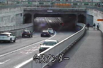 栃木県道64号今泉アンダーのライブカメラ|栃木県宇都宮市