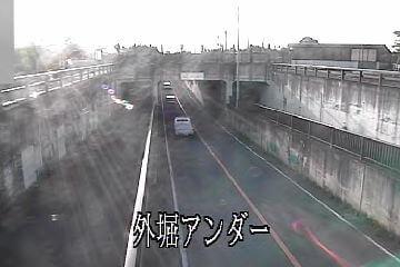 栃木県道46号線外堀アンダーのライブカメラ|栃木県真岡市