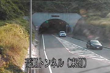 栃木県道10号線高瀬トンネル(東側)のライブカメラ・天気・地図|栃木県那須烏山市