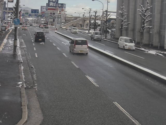 国道183号三次のライブカメラ|広島県三次市