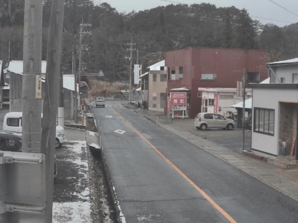 国道186号芸北ライブカメラ|広島県北広島町