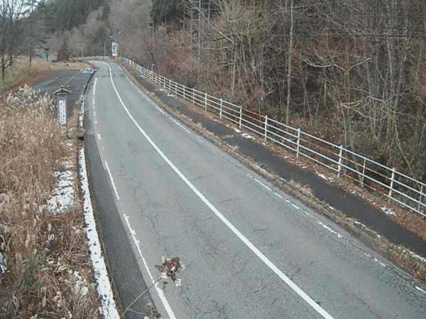 国道191号深入山のライブカメラ|広島県山県郡安芸太田町