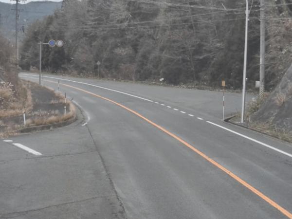 国道261号中山峠ライブカメラ|広島県北広島町