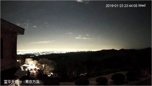 堂平天文台のライブカメラ|埼玉県ときがわ町