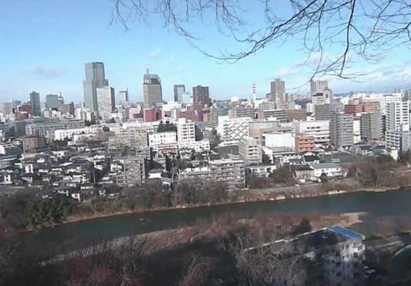 愛宕神社仙台市街のライブカメラ|宮城県仙台市太白区