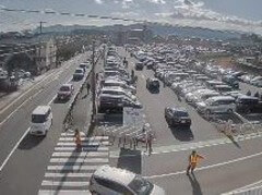 太宰府天満宮第二駐車場のライブカメラ|福岡県太宰府市