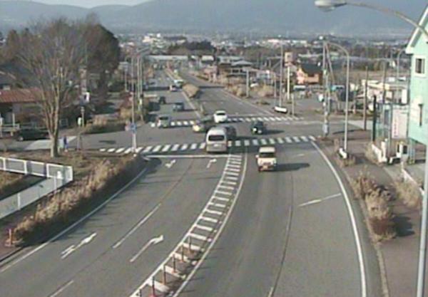 国道138号湖水前交差点のライブカメラ|静岡県御殿場市